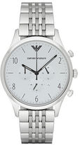 Emporio Armani Classic Stainless Steel Bracelet Watch
