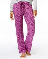 Alfani Printed Knit Pajama Pants, Created for Macy's