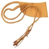 Fendi Leather Belt