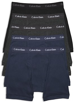 Calvin Klein Boxer Briefs - Pack of 5