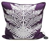 Ferm Living Fern Silk Pillow
