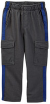 Tea Collection Side Stripe Cargo Pants (Toddler, Little Boys, & Big Boys)