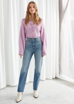 And other stories High Rise Jeans