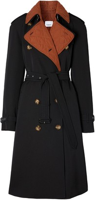 Burberry Detachable-Warmer Trench Coat