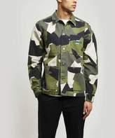 Nudie Jeans Paul Camouflage Jacket