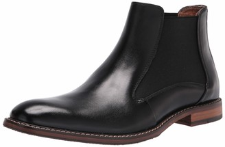 Stacy Adams mens Fabian Plain Toe Chelsea Boot