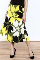 Bailey 44 A-Line Midi Skirt