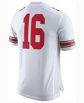 Nike Men's #16 Ohio State Buckeyes Limited Football Jersey