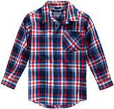 Tommy Hilfiger Casey Plaid Cotton Shirt, Little Boys (4-7)