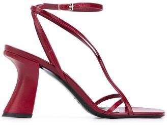 BY FAR Kersti 95mm sandals