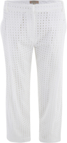 Paul & Joe Sister Women's Strauss Trousers White