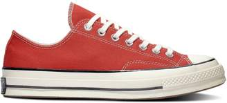 Converse Vintage Chuck 70 Canvas Low-Top Sneakers