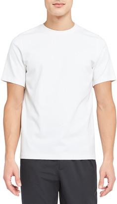 Theory Men's Ace Relay Crewneck Short-Sleeve Jersey Tee