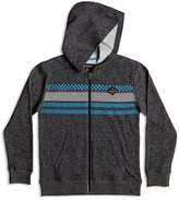Quiksilver Boys' Heather Striped French Terry Hoodie - Sizes 4-7