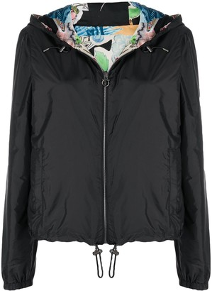 Salvatore Ferragamo Reversible Zip-Up Jacket