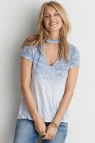 American Eagle Outfitters AE Choker T-Shirt