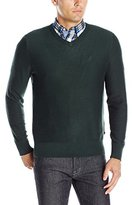 Nautica Men's Classic V-Neck Sweater