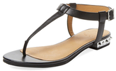 Marc by Marc Jacobs Studded T-Strap Sandal