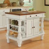 Home styles Americana Kitchen Island