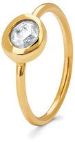 Logan Hollowell - New! Rose Cut Diamond Solitaire Ring Small 7638760643