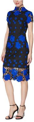 Cobalt Lace Dress Shopstyle