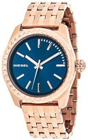 Diesel Women's 'Kray Kray' Quartz Stainless Steel Watch, Color:Rose Gold-Toned (Model: DZ5509)
