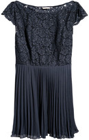 H&M H&M+ Pleated dress