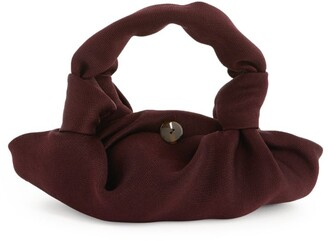The Row Silk Ascot Two Bag