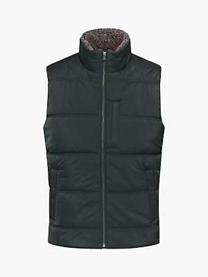 Hackett London Polar Fleece Gilet