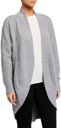 UGG Fremont Fluffy Knit Open-Front Cardigan