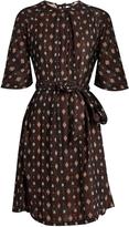 Ace&Jig Beatrice reversible jacquard dress