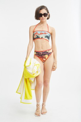 Balmain Bandeau Bikini and Brief
