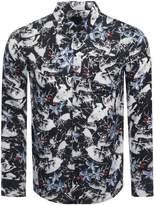 Armani Exchange Long Sleeved Shirt Black