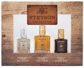 Stetson Fresh, Original & Black Men's Cologne Collection Gift Set