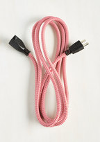 Kikkerland More Power Through You Extension Cord