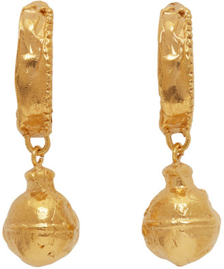 Alighieri Gold The Fragments On The Shore Earrings