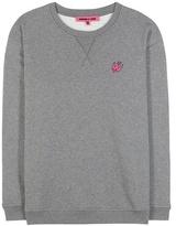 McQ by Alexander McQueen Cotton-blend Sweatshirt