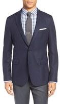 BOSS Men's 'Roan' Trim Fit Stretch Wool Blazer