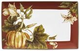 Williams-Sonoma Williams Sonoma Botanical Pumpkin Rim Rectangular Platter