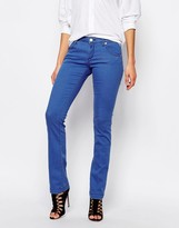 Replay Dorthy Mid Rise 70's Inspired Baby Flare Jeans