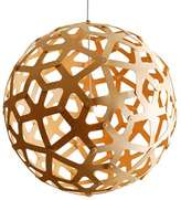 David Trubridge Coral Pendant - Natural