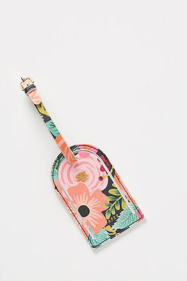 Rifle Paper Co. for Anthropologie Garden Party Luggage Tag By in Pink Size ALL