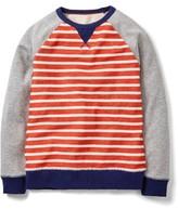 Toddler Boy's Mini Boden Essential Sweatshirt