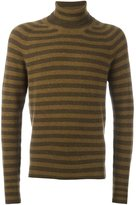 Haider Ackermann striped jumper - men - Cashmere/Virgin Wool - XS