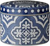 Lene Bjerre Camelia Jar Small - Dark Blue
