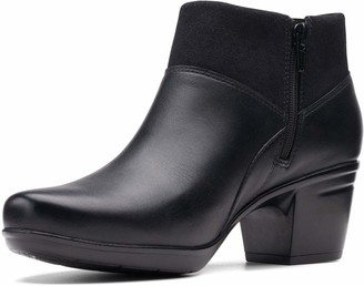 Clarks Women's Emslie Essex Ankle Boot