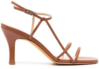 Maryam Nassir Zadeh Irene strappy leather sandals