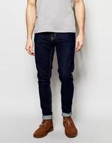 Nudie Jeans Pipe Led Super Skinny Fit Night Shadow