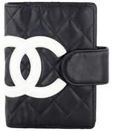 Chanel Ligne Cambon Agenda Cover