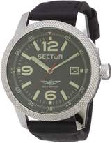 Sector Men's R3251102001 Urban Expander Analog Stainless Steel Watch